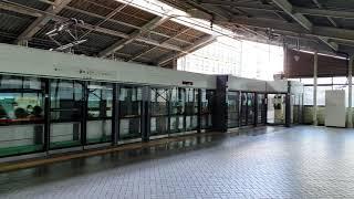 [철도] 서울교통공사 2호선 뚝섬역 외선순환행 발차
