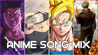 Anime Song Mix [Full Song] 🎧 🎶 🎵