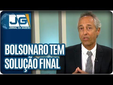 Bob Fernandes/Crivella se foi, ACM não paga, Huck e Doria no BNDES e Bolsonaro tem Solução Final