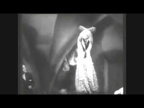 video nº 3  Carmen Amaya Grandes de la Danza Hispania Flamenco