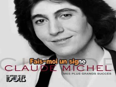 Karaoké Claude Michel - Une histoire d'amour