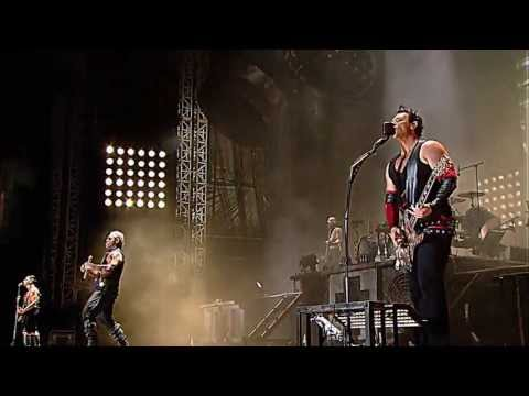 Rammstein-Du Hast(Download Festival 2013)  PROSHOT
