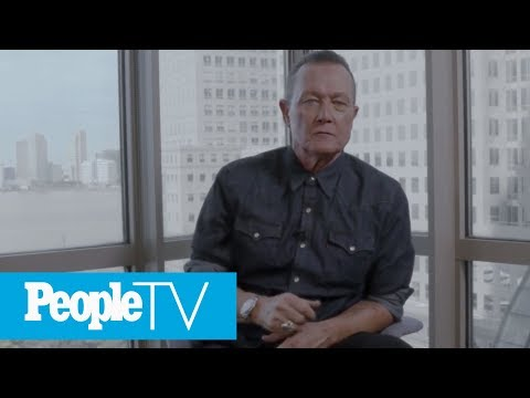 Robert Patrick On His Early Roles & Taking Over For David Duchovny  PeopleTV