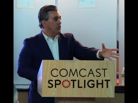 Tom Maoli | Motivational Speaking | Comcast Spotlight