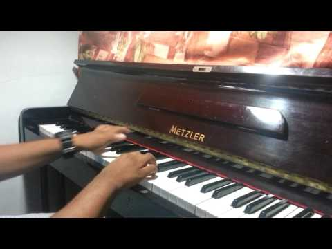 Ashawari [ආශාවරී] - Piano Cover by Thenuja