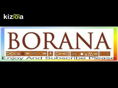 Band and Guitar Mix. Borana Songs.