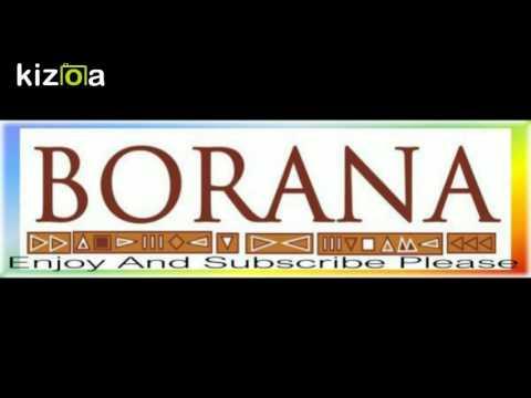 Band and Guitar Mix. Borana Songs.