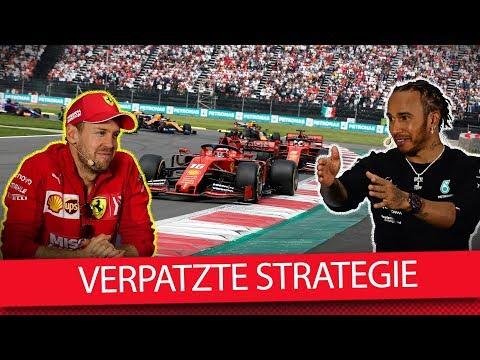 So verlor Vettel den Sieg an Hamilton - Formel 1 2019 (VLOG)