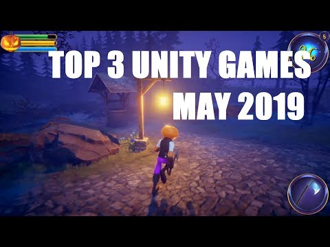 TOP 3 UNITY GAMES IN MAY 2019 - YouTube