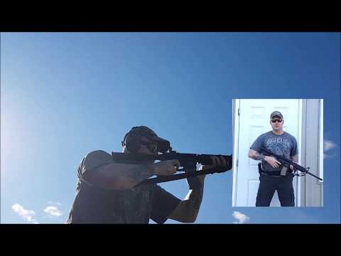 Smith & Wesson M&P 15 Sport II - Shoot, Review, Change furniture!