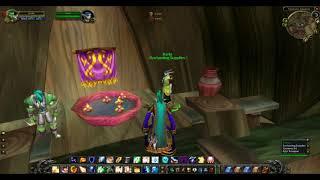 Портняжное дело, портняжка или шитьё в WoW Classic. World of Warcraft Classic