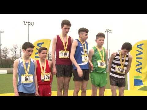 Aviva Irish Schools Cross-Country 2014