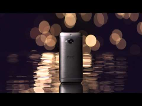 HTC One M9 Masterpiece Series - Full Metal Body