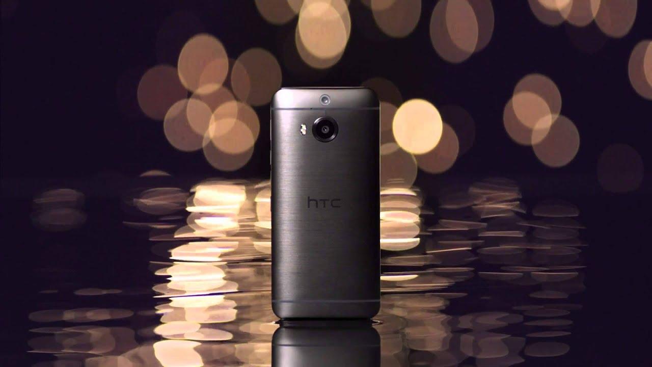 HTC One M9 Masterpiece Series - Full Metal Body