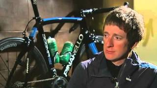 Bradley Wiggins Interview 4 - on whether he feels sorry for Lance Armstrong