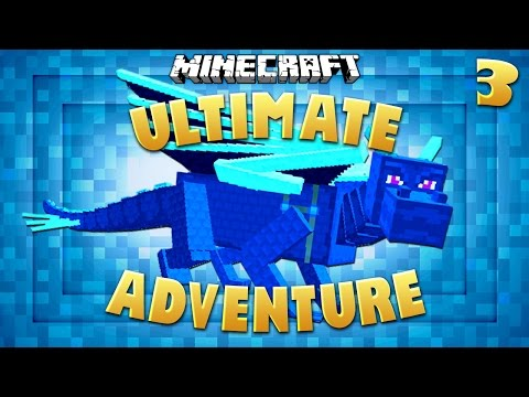 Minecraft Mods ★ NASTY WATER DRAGON ★ Ultimate Adventure Mod Pack (3)