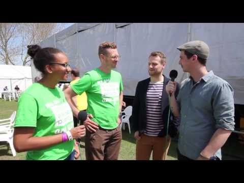 Rend Collective Experiment Interview