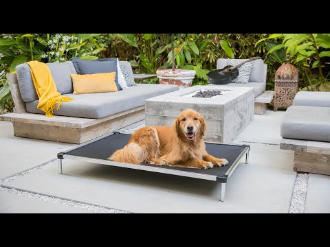 k9-ballistic-chew-proof-elevated-dog-bed™