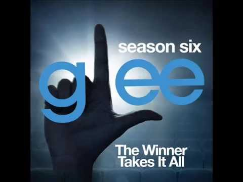 Glee - The Winner Takes It All (DOWNLOAD MP3+LYRICS)