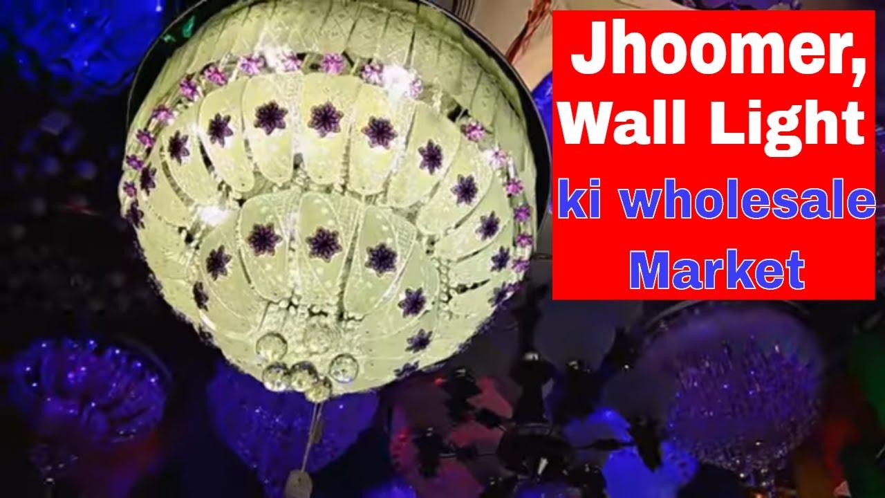 Amazing Diwali Decoration Light / Home Decoration Jhoomer / Light For Office U0026 Shop  Wholesale Market