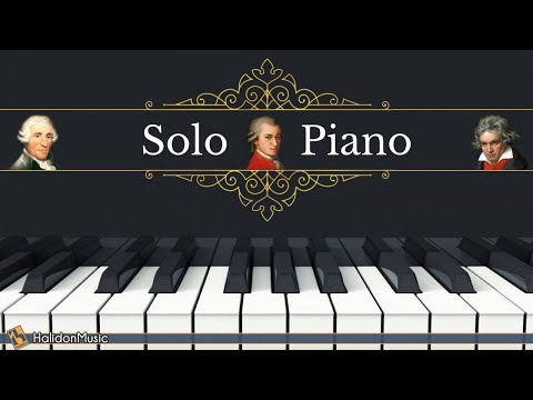 Classical Piano Masterpieces - Mozart, Beethoven, Haydn