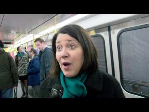 New MBTA Orange Line trains get a makeover