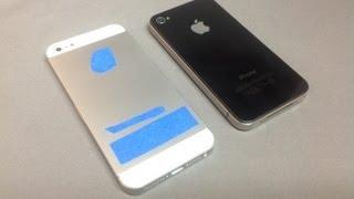 Maqueta iPhone 5 - Mockup