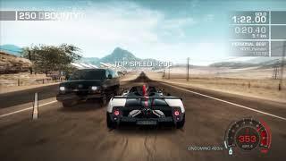 NFS:Hot Pursuit | Vanishing Point 1:10.70 | World Record