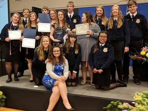 2018 Anderson Five Career Campus Completer's Awards Night