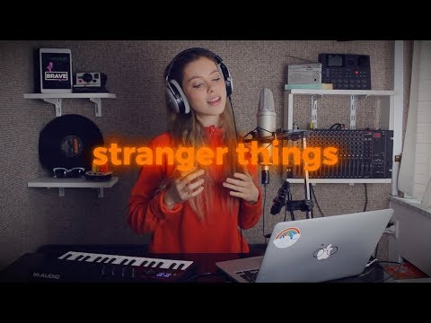 Stranger Things - Kygo ft. OneRepublic | Romy Wave cover