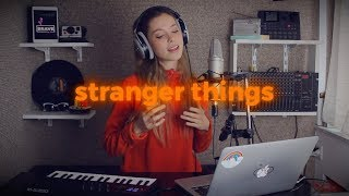 stranger things   kygo ft onerepublic romy wave cover