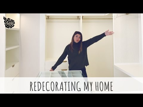 REDECORATING MY HOME | ALEXANDRA PEREIRA