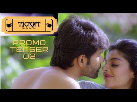 TICKET Teaser Promo 02 | Raaghav Ranganathan | Sanam Shetty