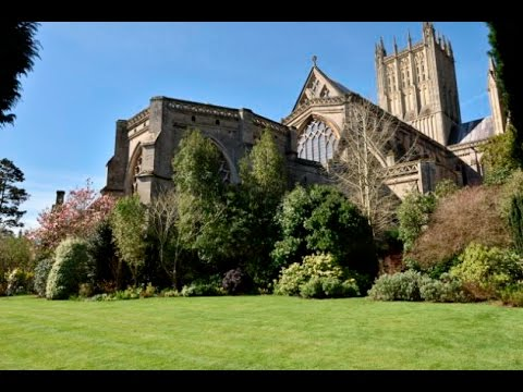 Going for a song: the £2M home with a cathedral in the garden
