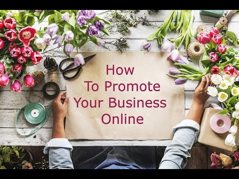 How To Promote Your Business Online.  Affordable & Effective Video Marketing