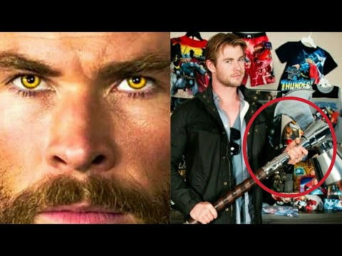 Thor's New Hammer Jarnbjorn (Half-axe Half-hammer)| Chris Hemsworth Confirmed Himself No More Rumour