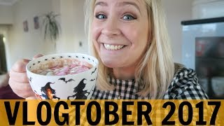 VLOGTOBER 11: Come Work With Me!