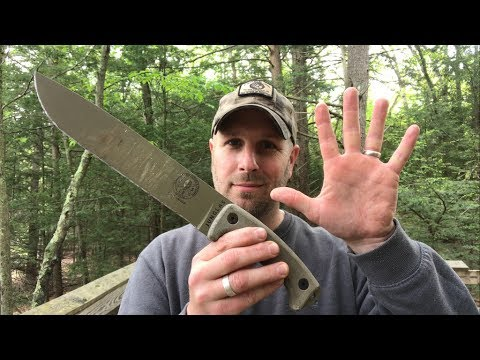 5 Reasons Why I REALLY Like The ESEE Junglas: Survival, Outdoors Knife Of All Trades