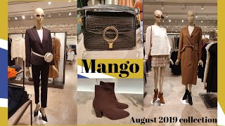 New in Mango August 2019 Collection | Ladies Collection | Coats | Dresses | Bags | 4k