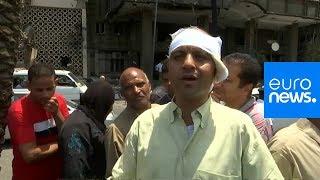 شاهدة عيان: قوة انفجار القاهرة أكبر من أن تكون مجرد حادث سيارة…