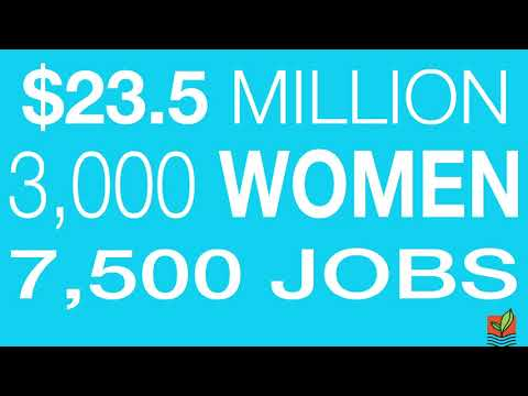 Equality Can't Wait - Women in Business Loan Fund