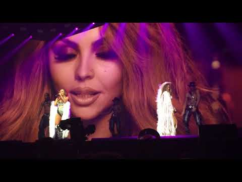 Little Mix - No More Sad Songs Glory Days Tour Newcastle 11/10/17