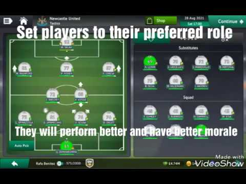 Soccer Manager 2019 How To Become The Best (including Best Tactics)