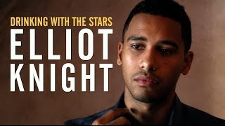 'Once Upon a Time' Star Elliot Knight on 'Pressure' of Playing First Black Merlin