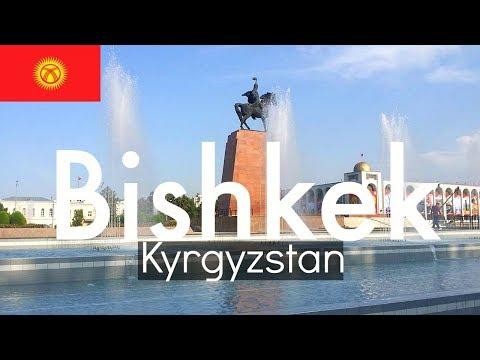 Bishkek Kyrgyzstan CITY TOUR