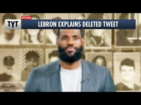 LeBron James Succumbs To Right-Wing Outrage