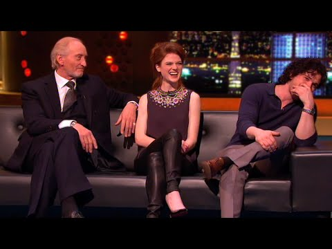 Game Of Thrones Cast Talk Sex Scenes - The Jonathan Ross Show