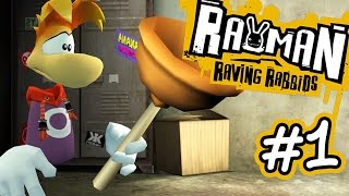 Rayman: Raving Rabbids Let