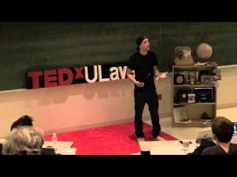 Please Don't Call the Police, I'm Almost Done: FLUKE at TEDxULAVAL