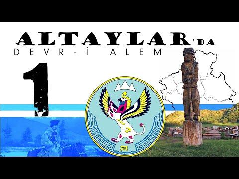 Altay Cumhuriyeti - Bölüm 1: Başkent Barnaul